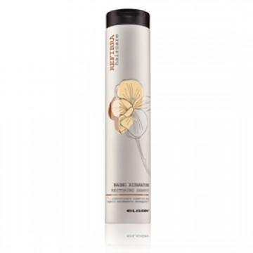 Włosy bardzo zniszczone REFIBRA RESTORING SHAMPOO  z keratyną 250 ml