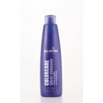 Delikatny szampon do włosów siwych i blond SILVER 300 ml